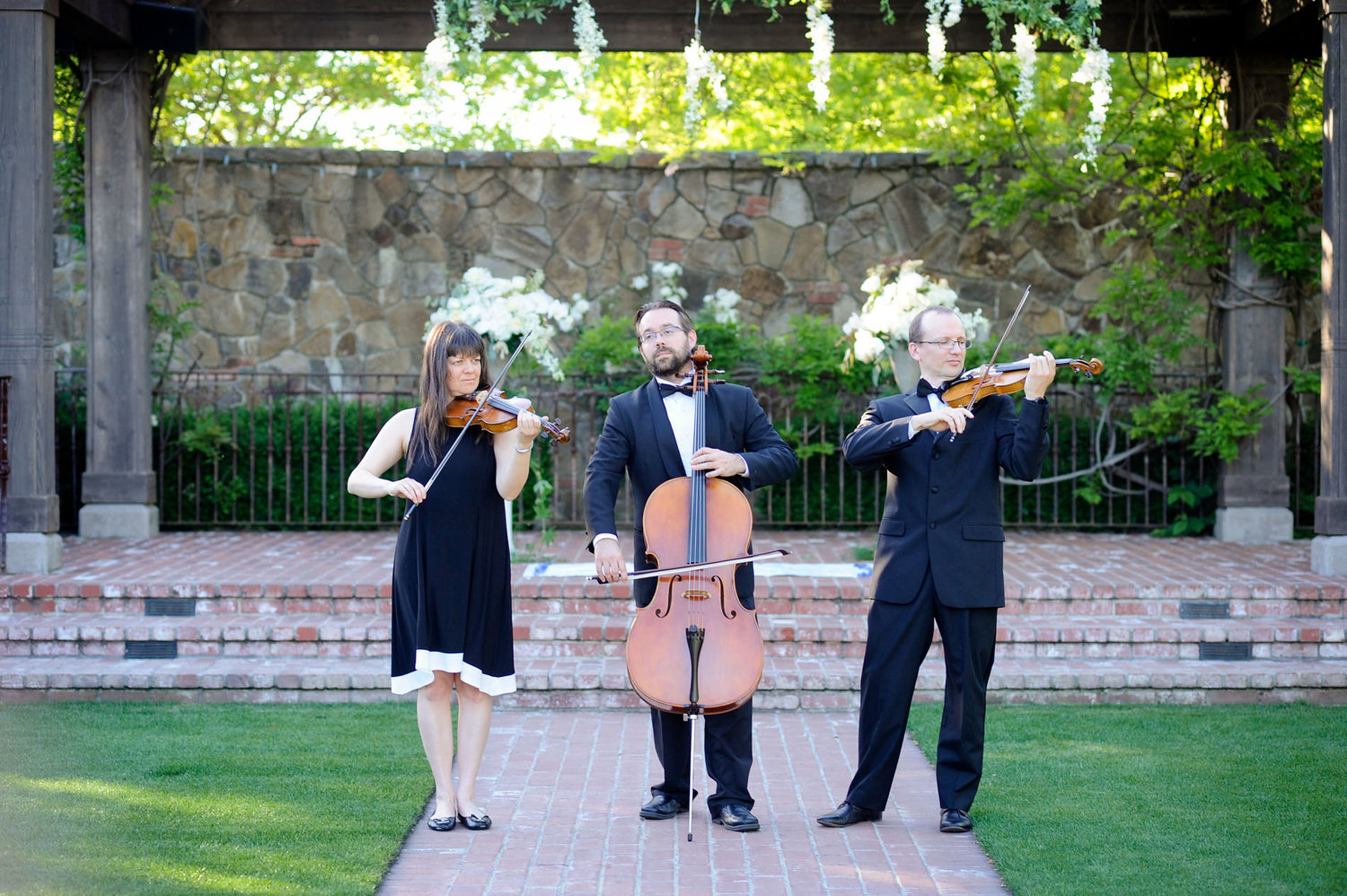 String Quartet Wedding Ceremony Songs Processional March Entrance