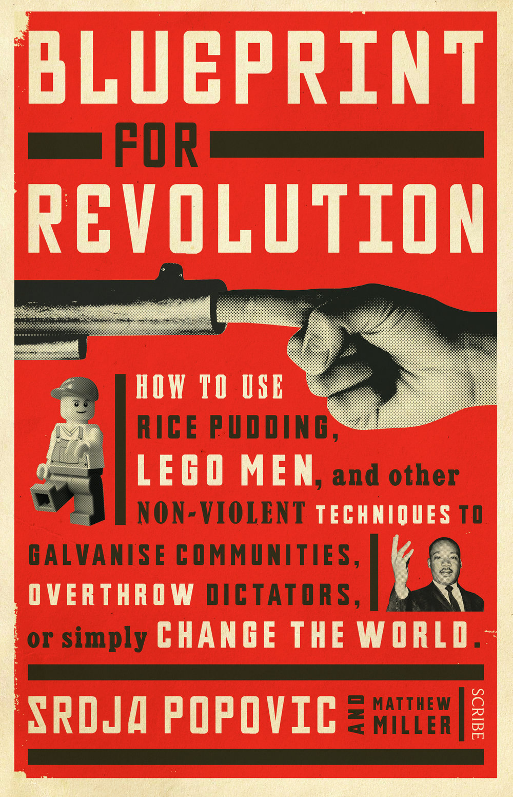 Blueprint For a Revolution - Sraja Popovic