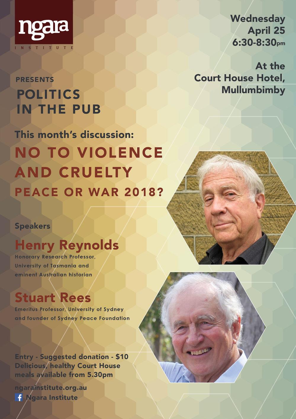 2018 Politics in the Pub april.jpg