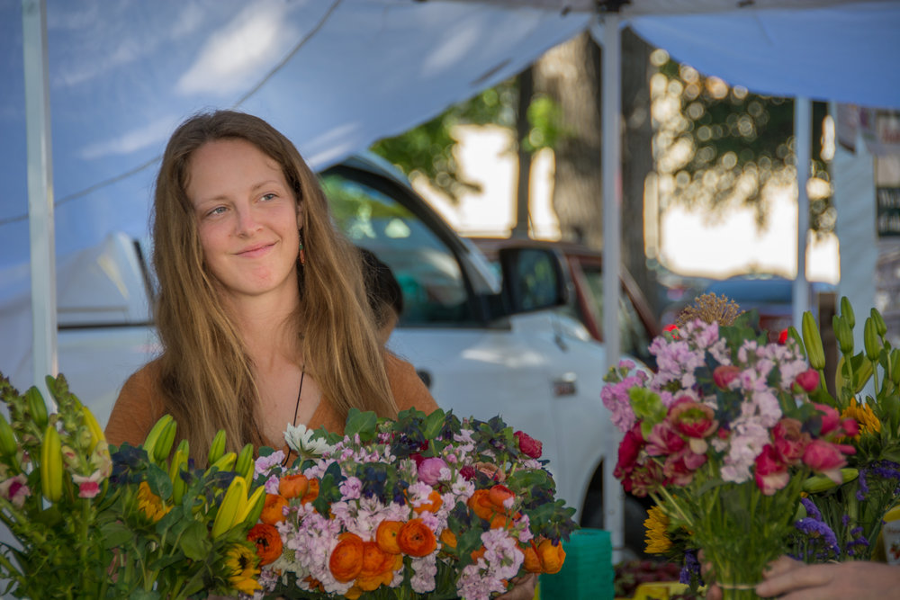 Saturday 7:30am - Come visit us at Chico's downtown certified farmers market every Saturday morning, rain or shine! Don't miss out on the widest selection of fresh flowers, produce, handmade crafts and prepared food that Chico has to offer. Come meet your farmers at the community event of the week!