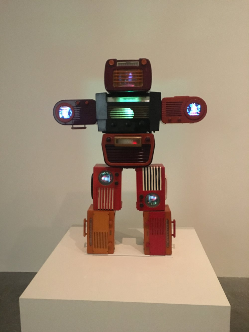 Robot from Tate Modern