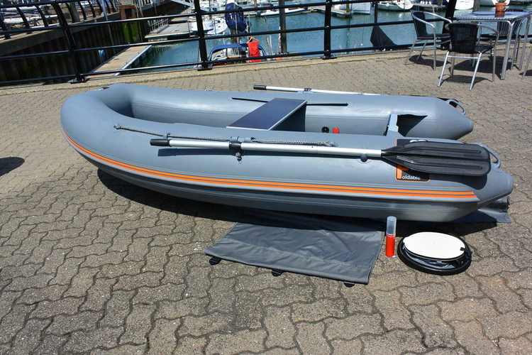 Fourseas: FRIB 275 inflatable boat