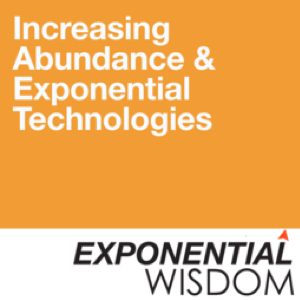Exponential Wisdom   Peter Diamandis & Dan Sullivan explore the impact of exponential trends on different industries.   20 min