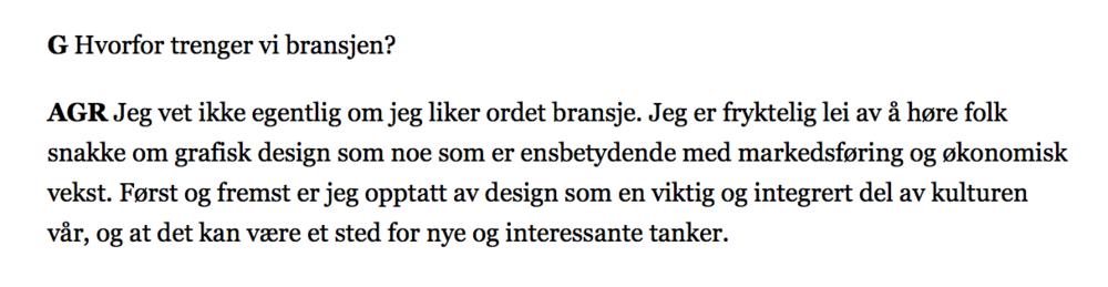 AGR: Aslak Gurholt Rønsen