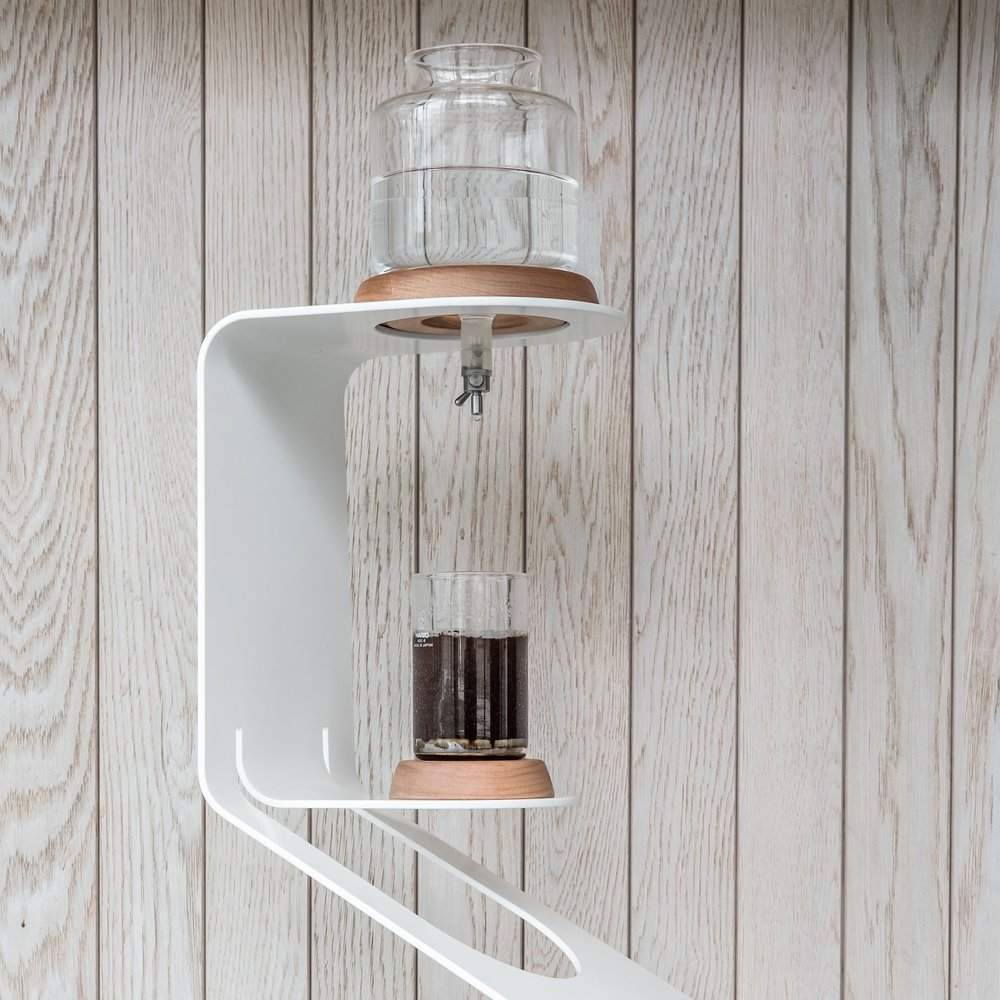 Cold Drip Tower //  price on application