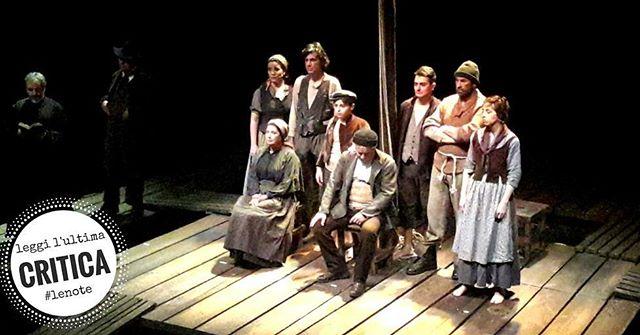 Lo spettacolo di ieri sera è stato strepitoso, l'interpretazione di Enrico Guarneri magistrale. Andate sul sito a leggere la recensione di @8__antonino__8  #notabilis  #lenote  #notacritica  #TeatroTinadiLorenzo  #cittadinoto  #eventisicilia  #teatro  #enricoguarneri