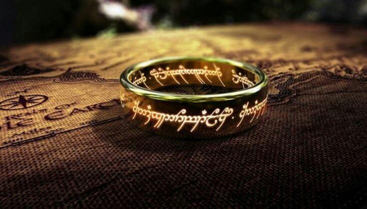 il signore degli anelli libro