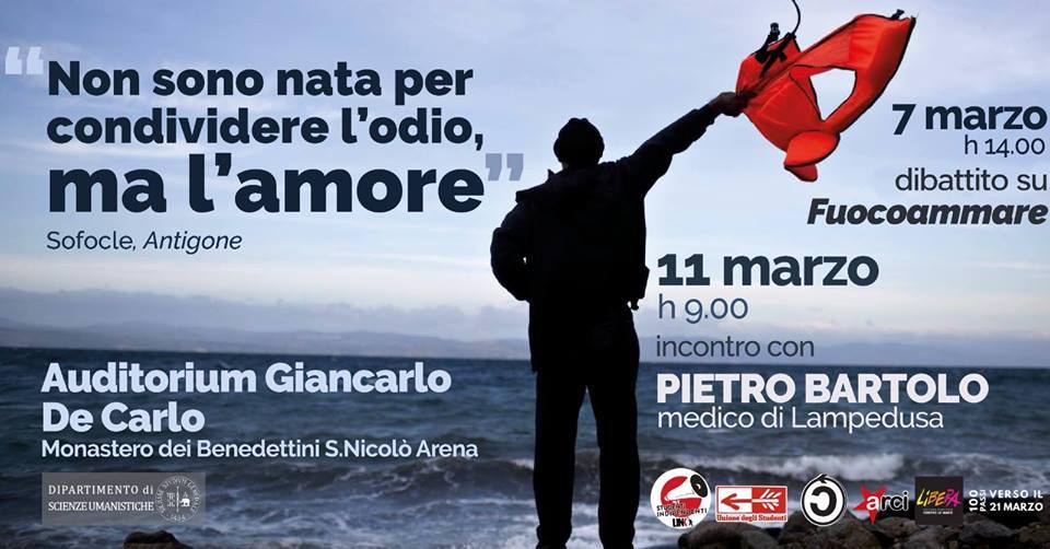 Pietro Bartolo Fuocoammare Le stelle di Lampedusa