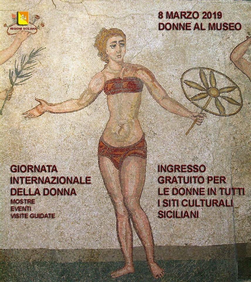 Mosaici di Piazza Armerina Regione Sicilia