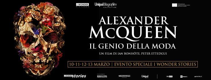 Alexander McQueen il genio della moda Multisla Alfieri
