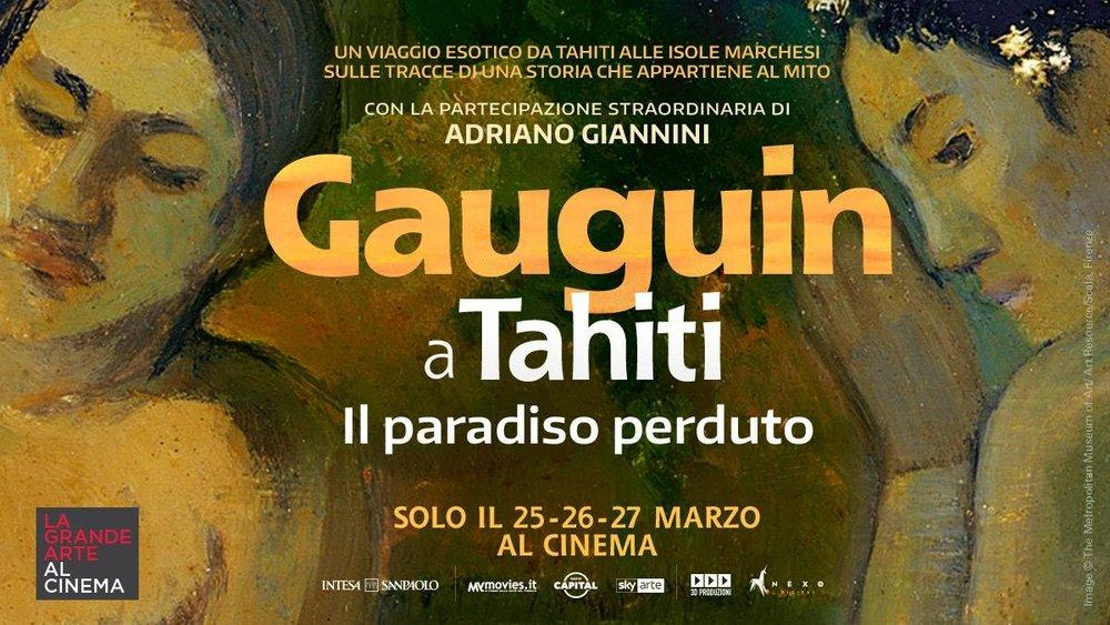 gauguin a tahiti_il paradiso perduto
