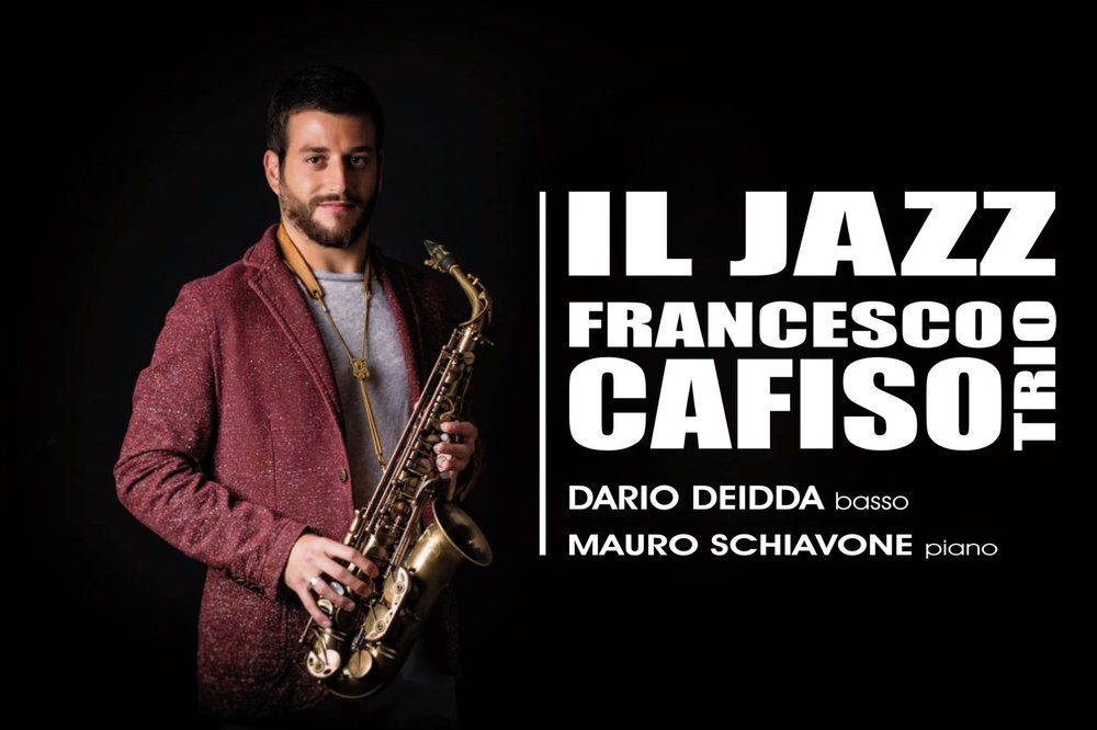 francesco cafiso_jazz trio