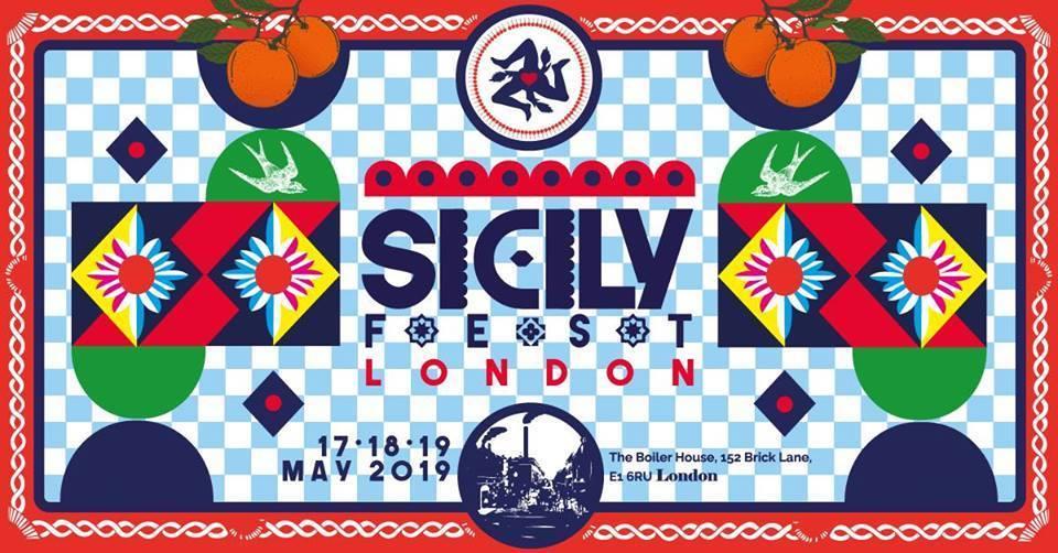 sicily fest Londra 2019