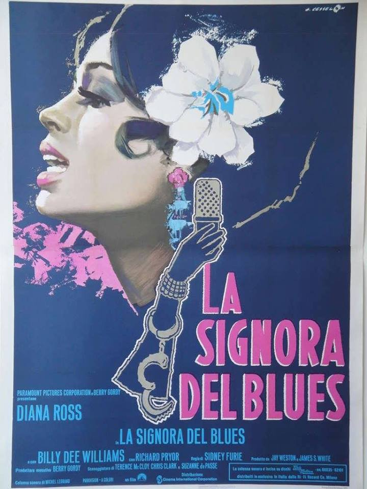 la signora del blues-diana Ross