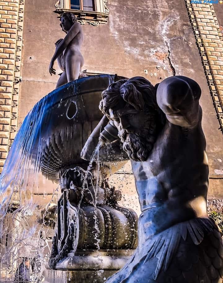 tour dell'acqua - Catania romana