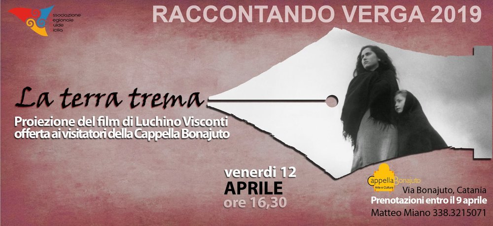 la terra trema Luchino visconti