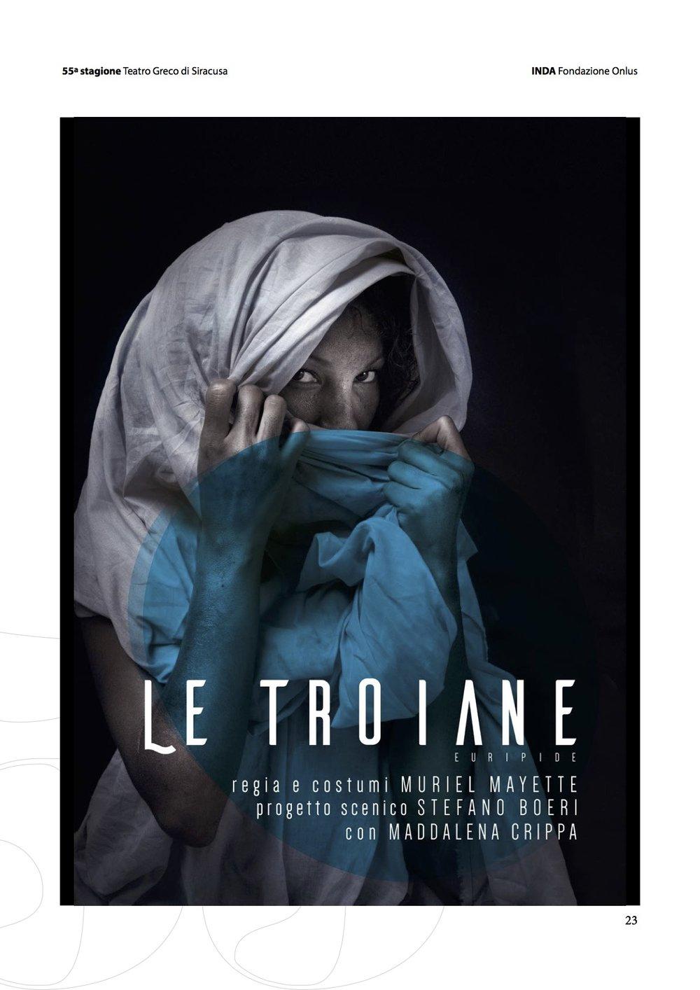 LE TROIANE_Teatro Greco Siracusa_stagione 2019