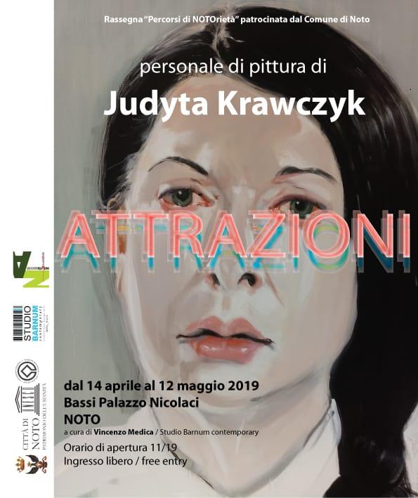 ATTRAZIONI - Judyta Krawczyk - Noto - Palazzo Nicolaci