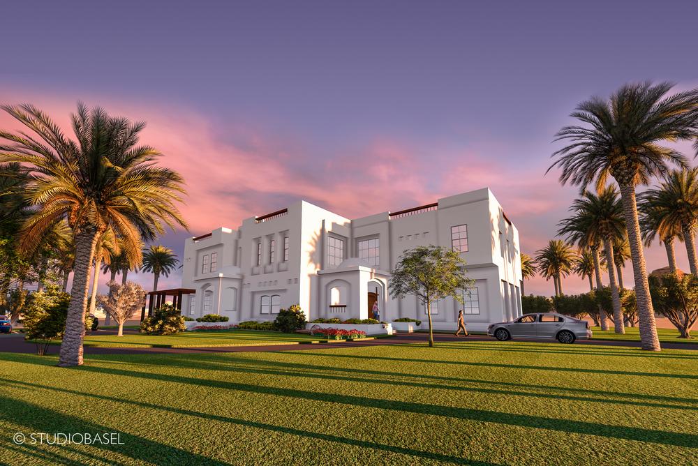 Palatial Estate