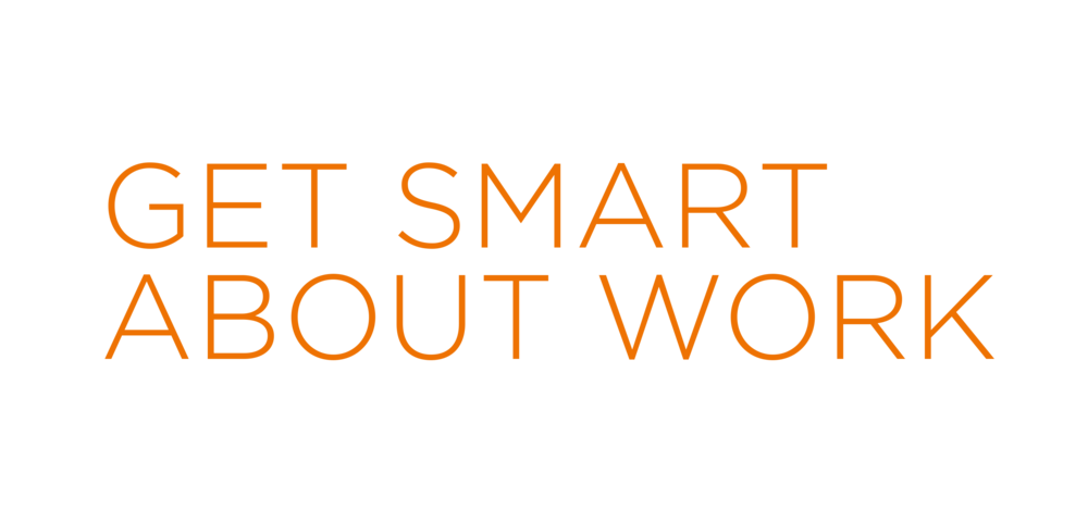 GET SMART ABOUT WORK -LOGO  DOWNLOAD