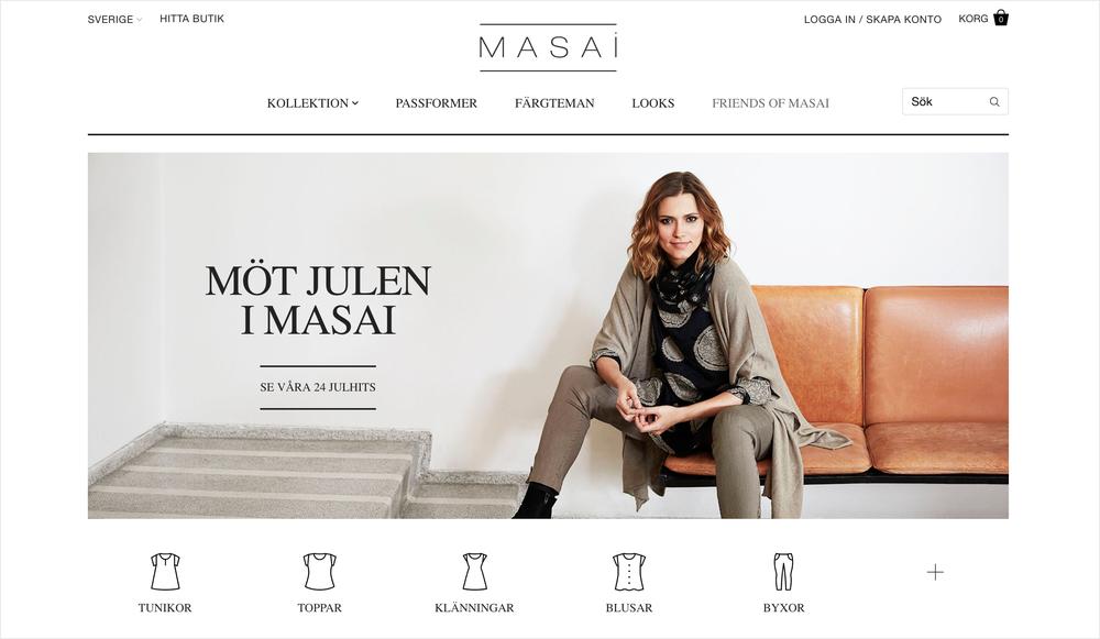 masai kollektion 2016