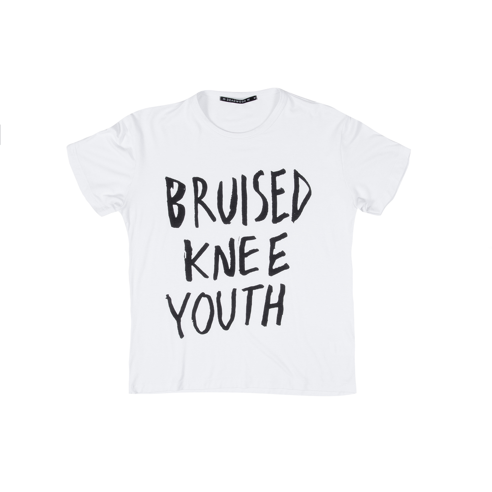 Bruised Knee Youth T-shirt