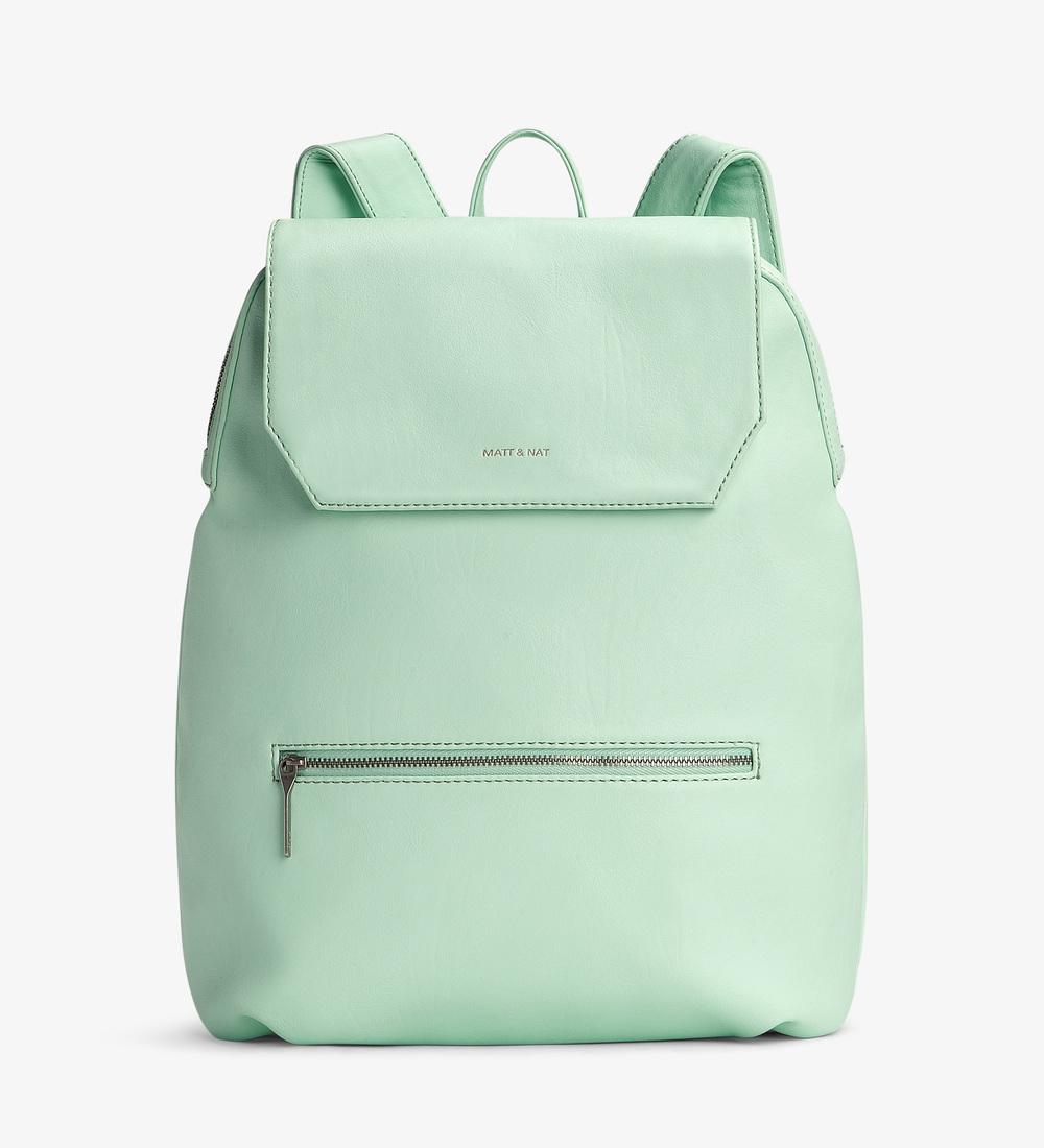 Peltola Backpack in Mint - USD $150