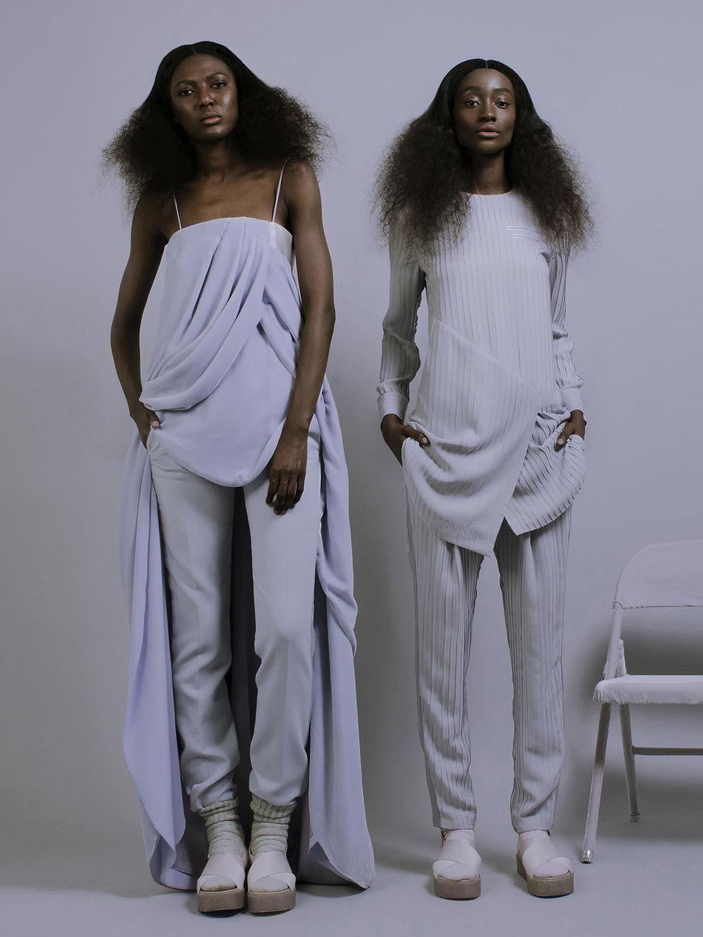 Recho Omondi  is a Kenyan-American womenswear designer