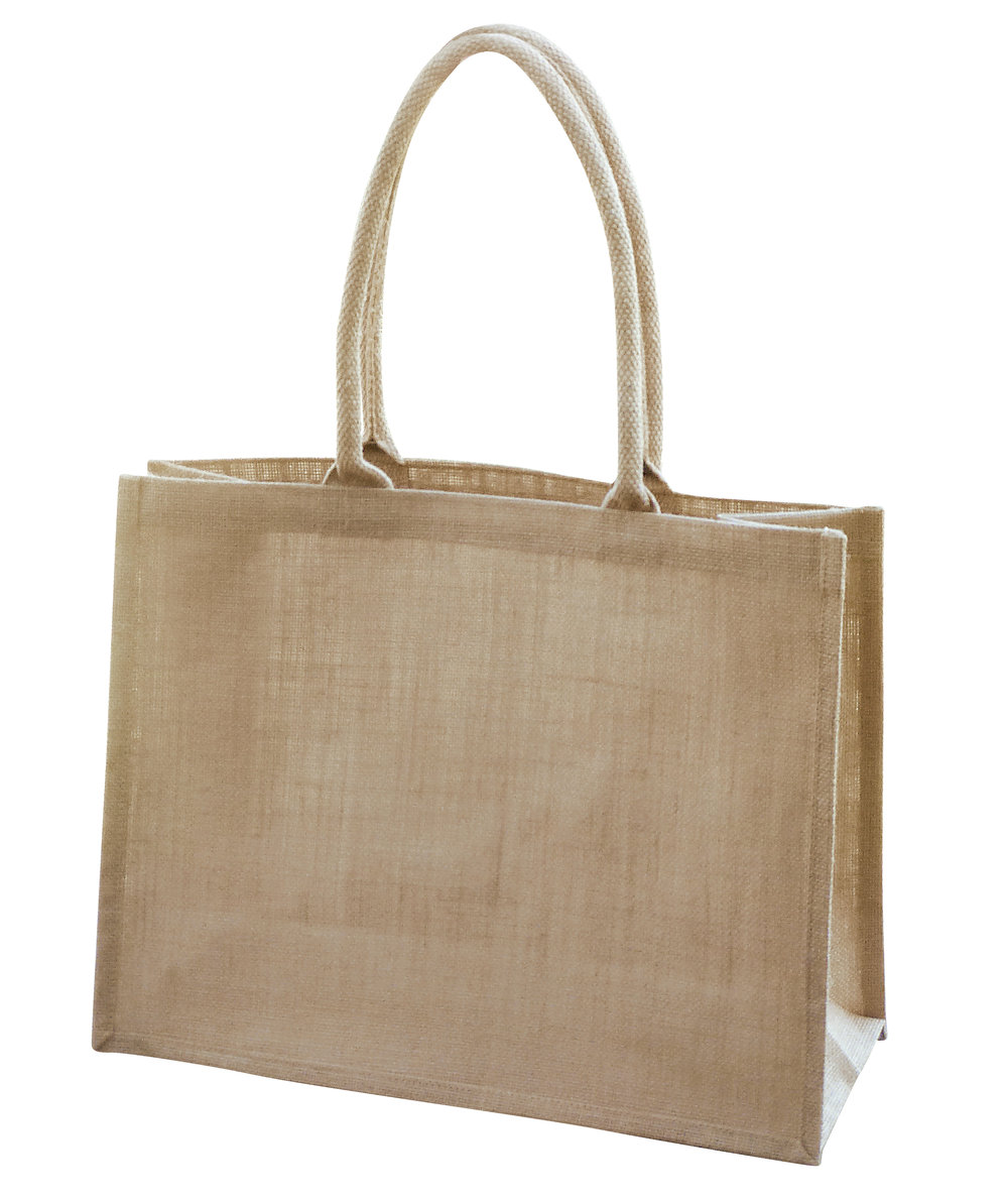 Linen and hemp supermarket shopper by EcoBags: NZD $6.55