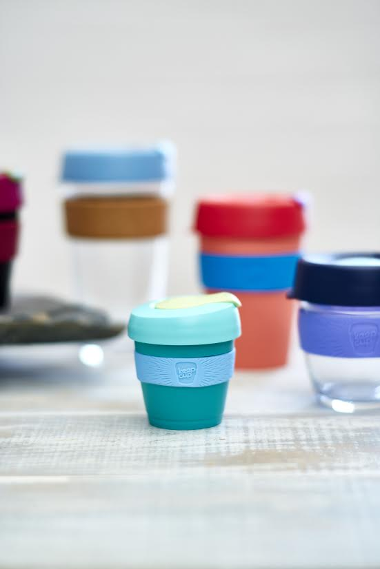KeepCup Originals made from lightweight plastic NZD $16