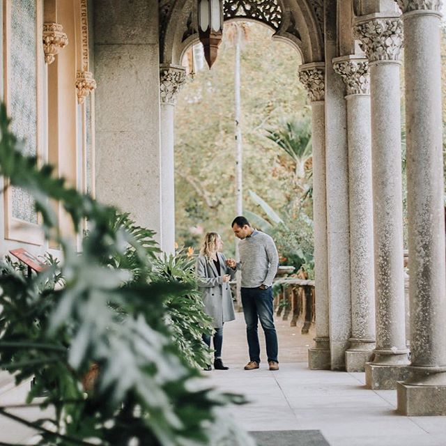 Can we just talk about what happened yesterday?! Two of our closest friends just got engaged to each other in a PALACE and we got to be there to capture it.. it was everything and our hearts are still recuperating 🙌🏼✨❤️