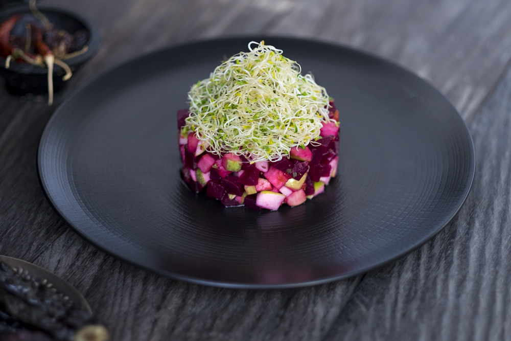 Beetroot Ceviche