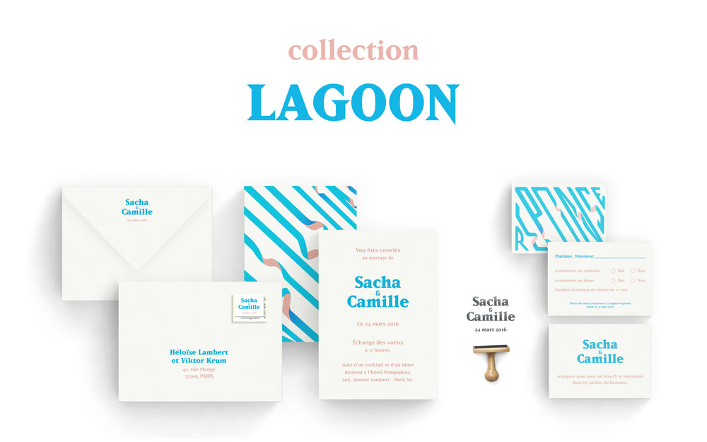 Collection LAGON