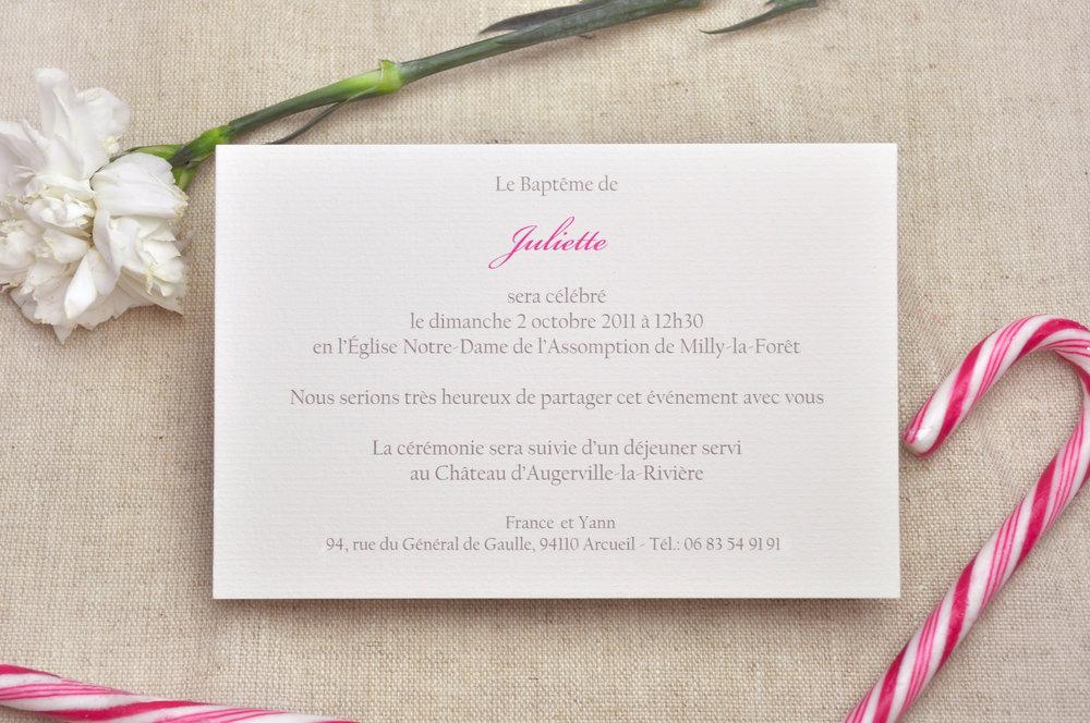 Copy of JULIETTE