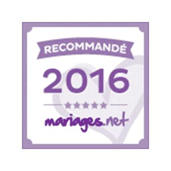 recommandé mariages.net logo mariage faire-part