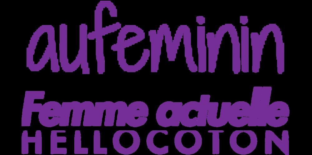 au feminin femme actuelle hellocoton logo mariage faire-part