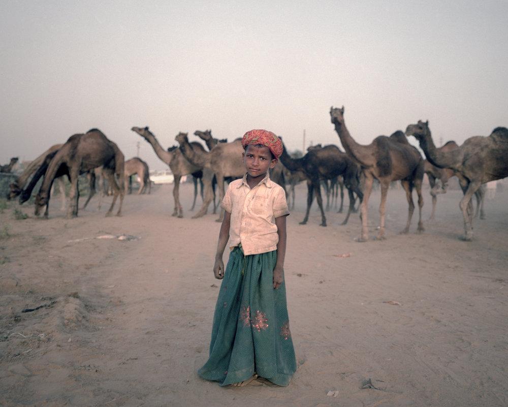 The Boy In The Dress, Pushkar 2016
