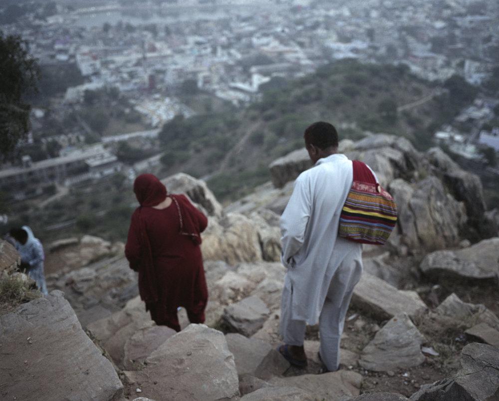 The Descent, Pushkar 2016