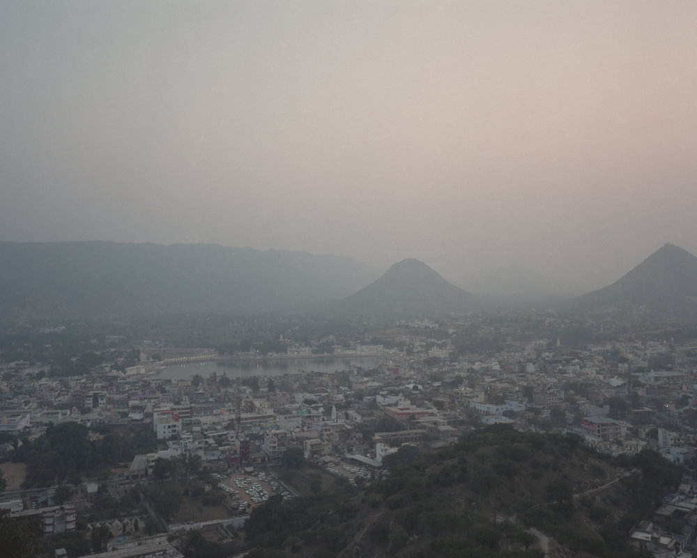 The Place Of Pilgrimage, Pushkar 2016