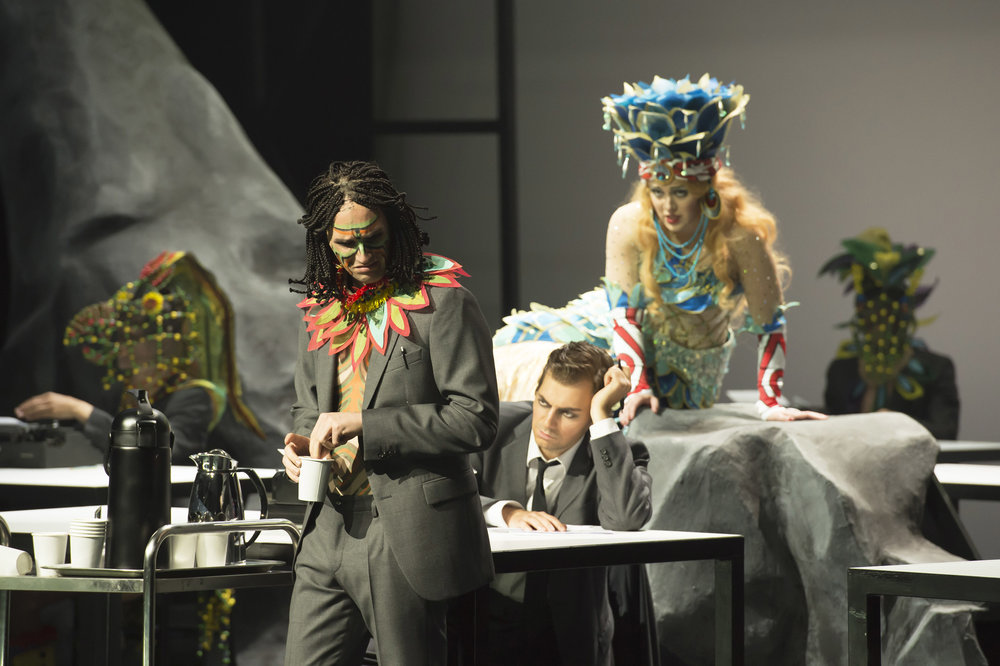 Alcina - Theater Basel 2017