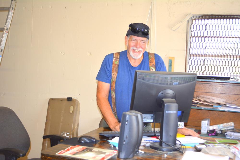 Mike Wegman, Owner
