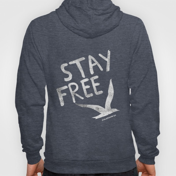 STAY FREE Texture        $42 Multiple Colours Available