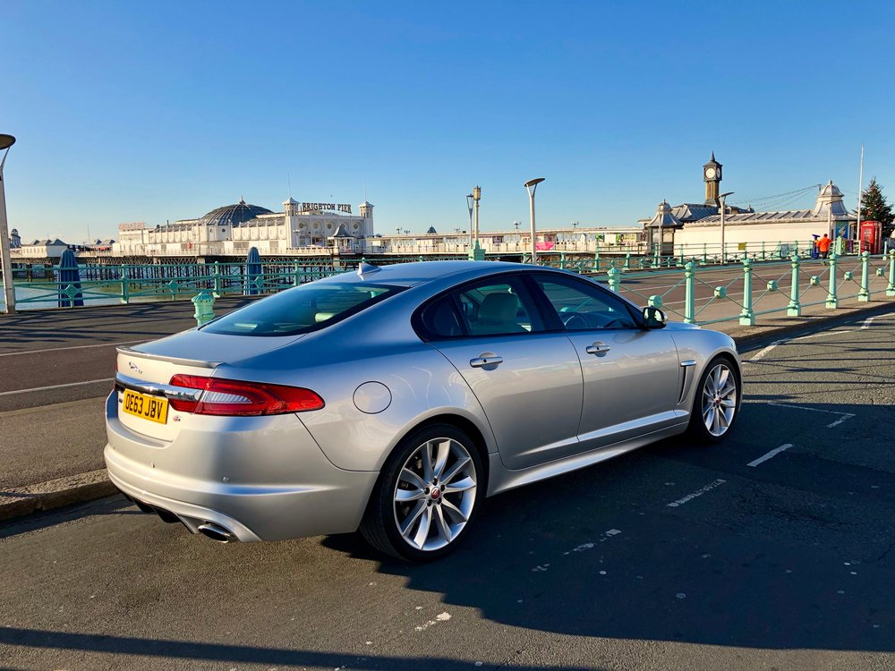 Jaguar XFS seaview
