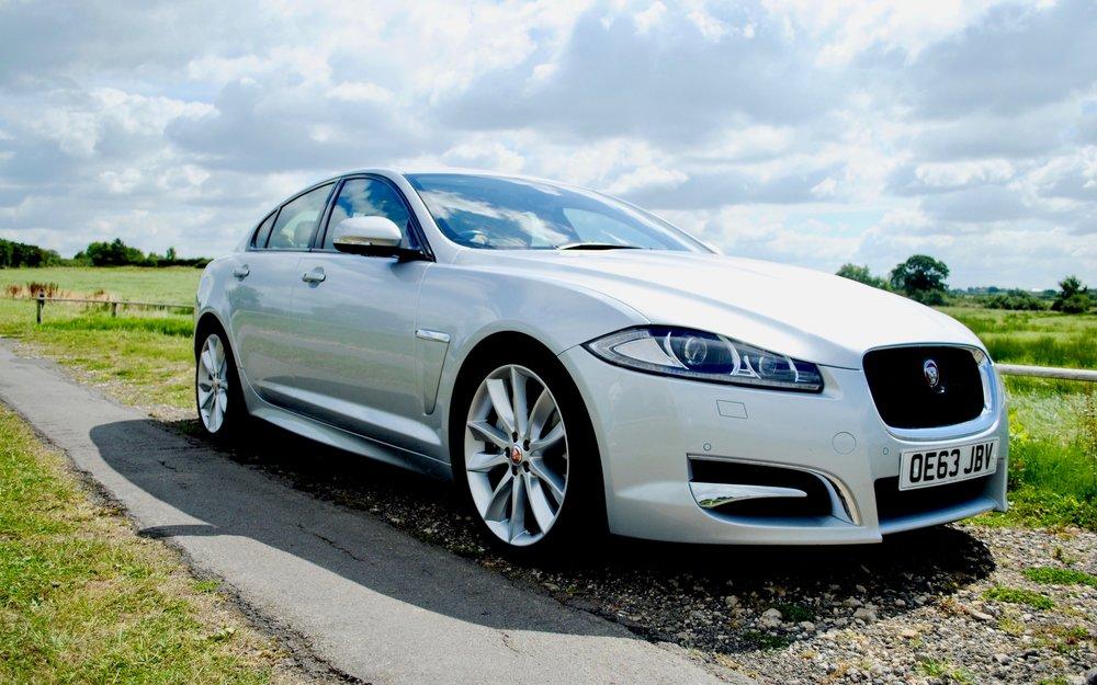 Jaguar XFS Executive Travel