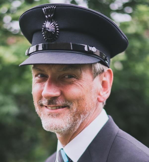 Dave Barnes Chauffeur