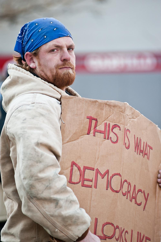 Occupy Cincinnati, 2011