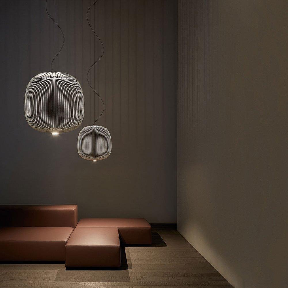 Spokes Pendant Foscarini Contemporary Lighting