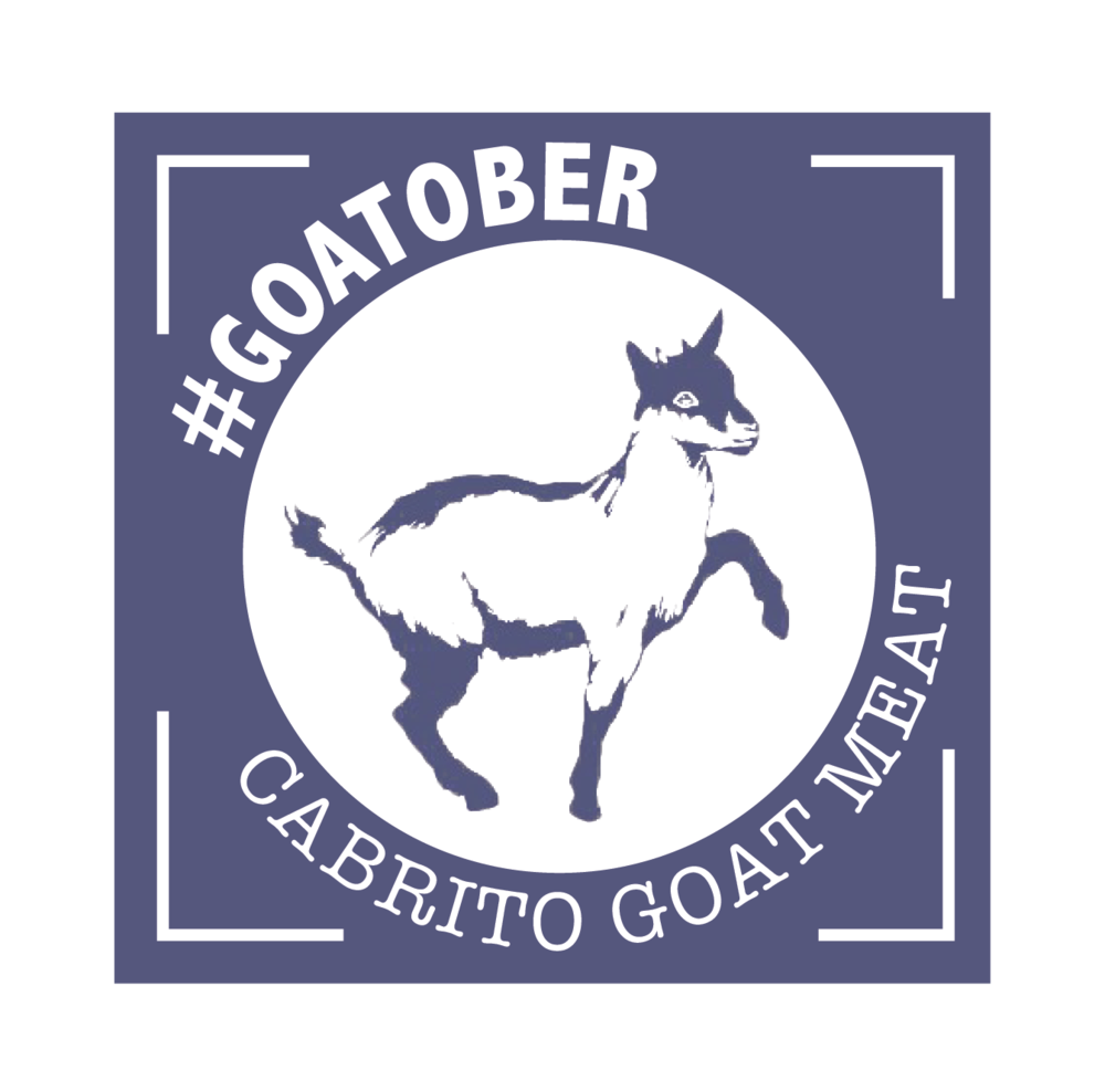 Do good and eat goat. #Goatober is the UK's first month-long celebration of the dairy billy goat meat industry