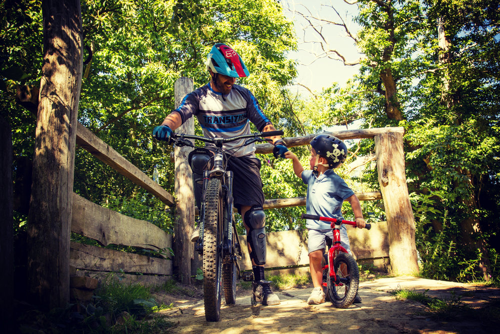 Kent's leading cycling hub, Kingdom, is in a 13 acre woodland retreat in Penshurst