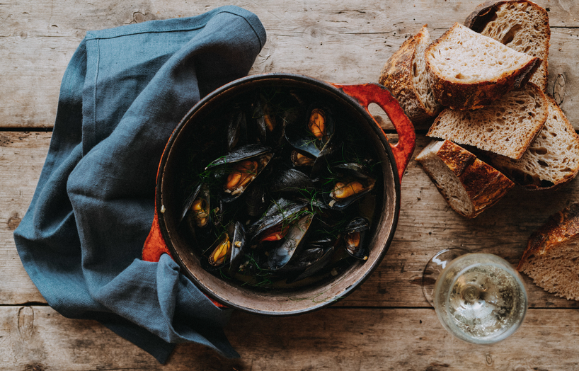Sustainable and delicious. We should be eating more mussels.